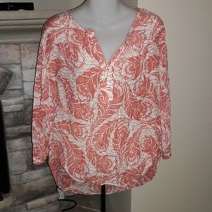 Womens sz M LOFT shirt, like new